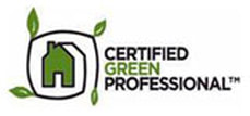 certified green professional | poster construction